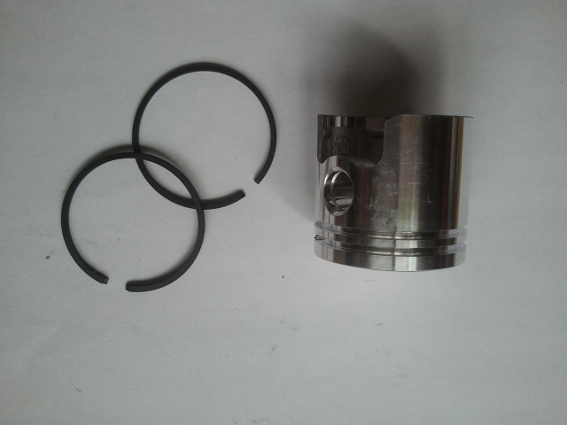 Piston and Rings - 33cc