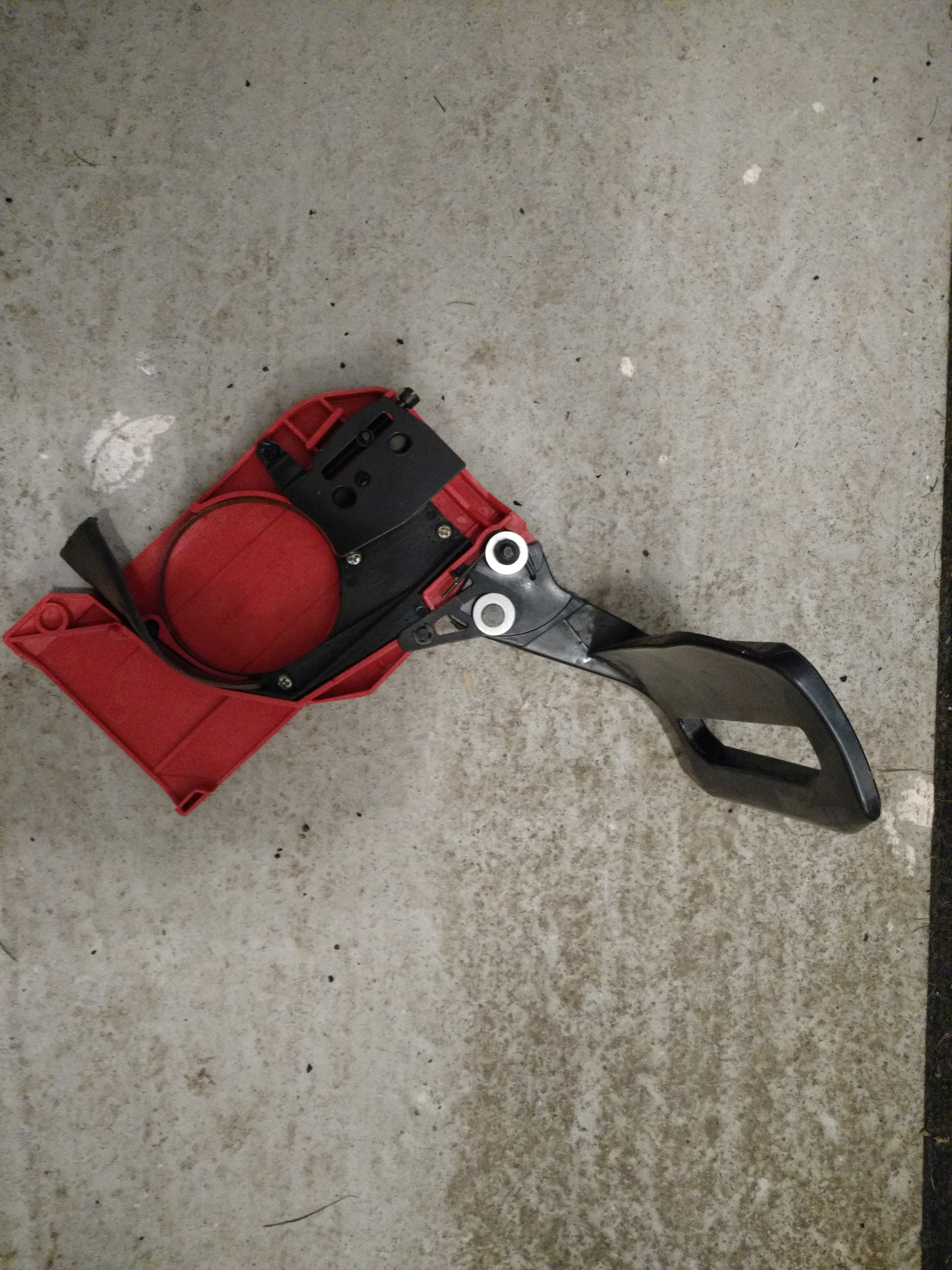 Chainsaw Brake/Cover
