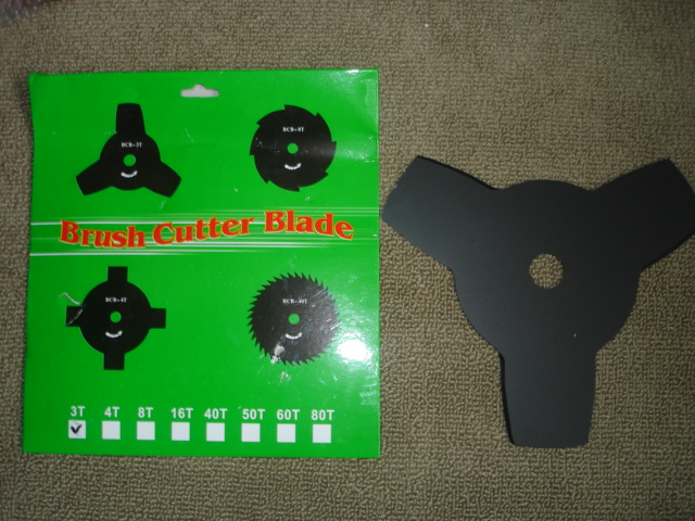 Brush Cutter Blade 3 Tooth