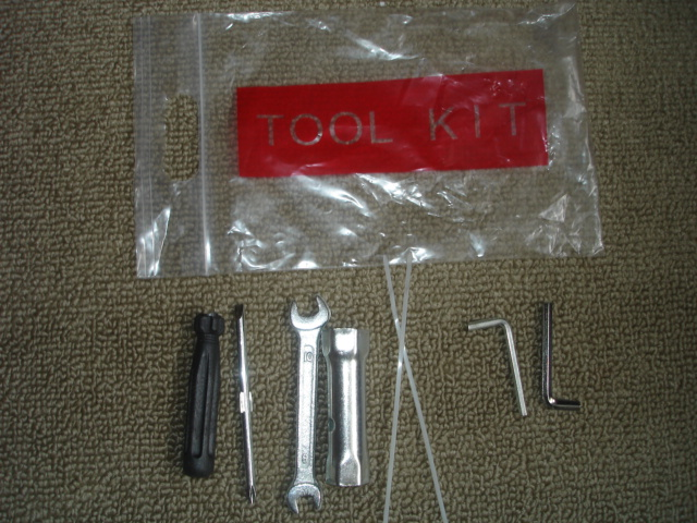 Tool Kit for Multi-Cutter