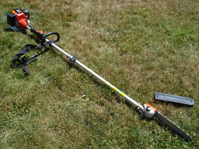 YardShape� 33cc Extended Reach Chainsaw